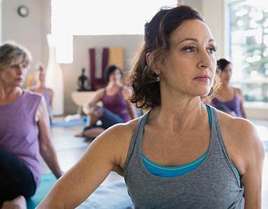 Yoga, Ontario Wellness Retreat Activity